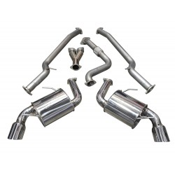 Pipes d'Intercooler Injen SES7300ICP Cadillac ATS 2.0L Turbo 2013