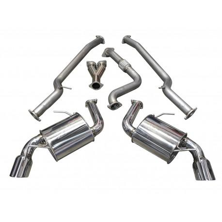 Pipes d'Intercooler Injen SES7300ICP Cadillac ATS 2.0L Turbo 2014