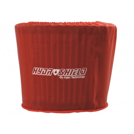 Protection hydrofuge Rouge Injen 1034RED