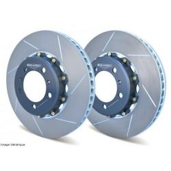 Paire de disques GiroDisc Avant Flottants en 2 parties A1-078SL/SR ALFA ROMEO 4C 1.75 2013-