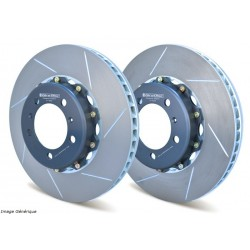 Paire de disques GiroDisc Avant Flottants en 2 parties A1-130SL/SR AUDI Q5 3.0 2012-