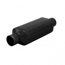 Silencieux HP - Entrée centre 2,25'' / 57,15mm - Sortie centre 2,25'' / 57,15mm - Son agressif 12412409 Ford Explorer 2014