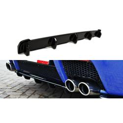 Diffuseur arrière central avec barres Alfa Romeo 147 GTA - AL-147-1-GTA-RD1+RD2