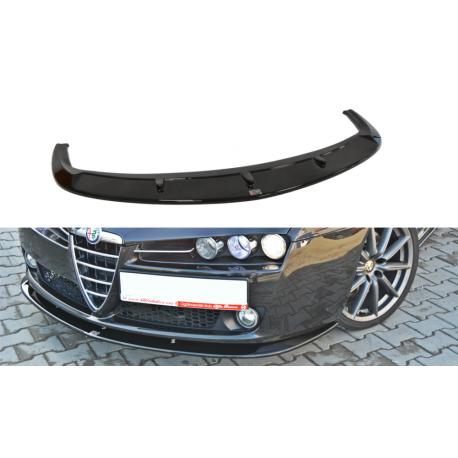 Lame de pare-chocs avant v2 Alfa Romeo 159 - AL-159-FD2