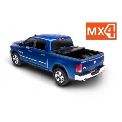 Couvre-benne Mat pliable BAKFlip MX4 BAK-448227RB Dodge Ram 1500 / 2500 / 3500 2019