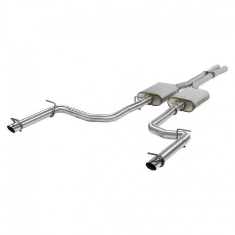 Cat-Back 409S - FlowFX Kit - DOR - Moderate/Aggressive Sound Flowmaster 717831 Dodge Charger Pursuit 5.7L V8 2013