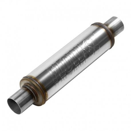 """Silencieux FlowFX - Entrée et sortie centrales 2.25"""" / 57,15mm - Inox Flowmaster 71415 Universel"""