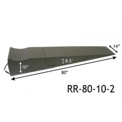 Kit de 2 Rampes extra-larges de service Rally Race Ramps RR-80-10-2
