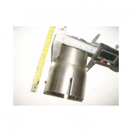 Manchon d'assemblage Acier sur-mesure de longueur de 50 à 190mm et diamètre extérieur jusqu'à 50mm