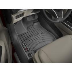 Tapis de sol WeatherTech FloorLiner 445761 Noir 1rerangée (conducteur et passager) Acura MDX 2014-2019