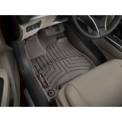 Tapis de sol WeatherTech FloorLiner 475761 Cacao 1rerangée (conducteur et passager) Acura MDX 2014-2019