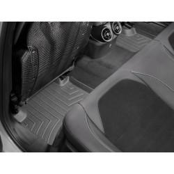 Tapis de sol WeatherTech FloorLiner 4410462 Noir 2erangée (tapis en 2parties) Alfa Romeo Giulia 2016-2019