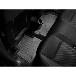 Tapis de sol WeatherTech FloorLiner 444142 Noir 2erangée Alfa Romeo Giulietta 2010-2019