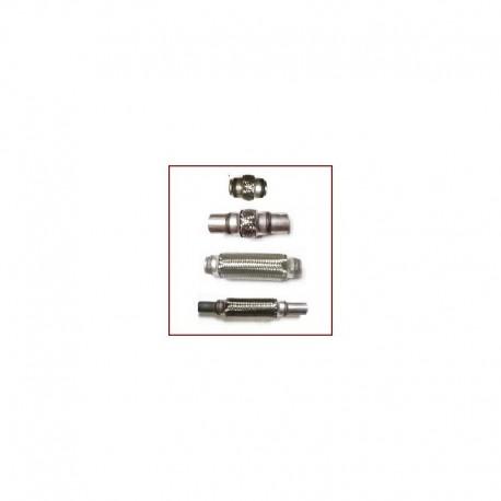 Flexible Inox pour tube 32mm à souder de longueur de 100mm à 320mm