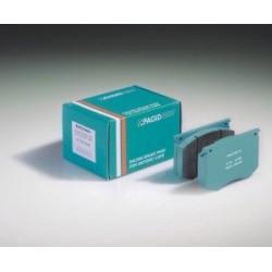 Plaquettes Pagid RSH3-1192 bleu - Huffaker Genie MK VIII 63 - AV