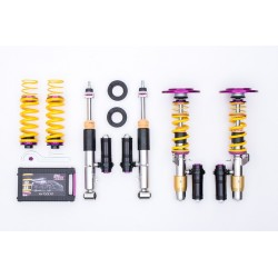 Kit Amortisseurs/Combinés filetés KW Clubsport pour Audi RS4 (QB6) 04.06- 35210761