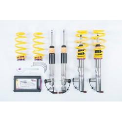 Kit Amortisseurs/Combinés filetés KW DDC ECU pour Audi A3 (8V) 05.12- 39010045