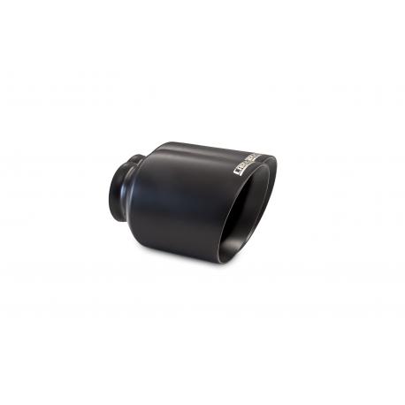 Sorties d'Echappement Carven Noir / Black Ceramic 5'' / 127mm pour Dodge Charger 5.7L V8 2015 - 2019 CARV-CD1003