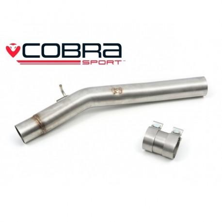 Tube de suppression du Résonateur Cobra Sport SE69 Seat Leon Cupra 290 / 300 with GPF Filter 2018-