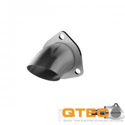 Sortie / Turndown QTP - Universel - 2.5'' / 63,5mm 11250