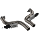 Pipes Cut-out Aggressor QTP 530115 Dodge Charger Scat Pack 2019