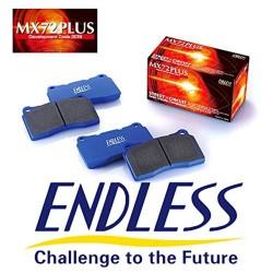 Plaquettes de freins Avant Endless MX72 Plus EP368 HONDA Accord Euro-R CL7 2002-2007