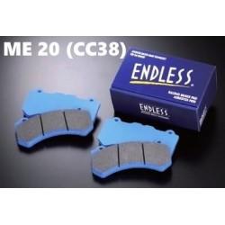 Plaquettes de freins Avant Endless ME20 (CC38) EP280 HONDA Civic VTI EK4 1996-2000