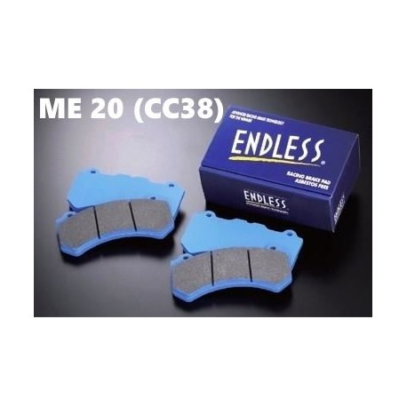 Plaquettes de freins Avant Endless ME20 (CC38) EP270 HONDA Civic 1.8 VTI MB6 1998-2001