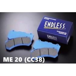 Plaquettes de freins Arrière Endless ME20 (CC38) EP291 BBK CALLIPER STOPTECH ST22 CALLIPER -