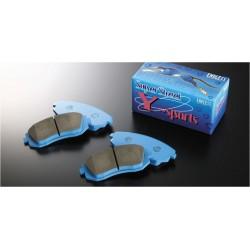 Plaquettes de freins Arrière Endless Super Street S-Sports EP472 TOYOTA GT 86 2012-