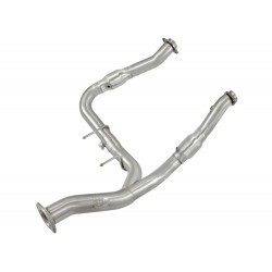 Y-Pipe aFe Power Ford F-150 3.5L V6 2013