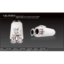 Silencieux Varex XForce VMK31-300 Universel