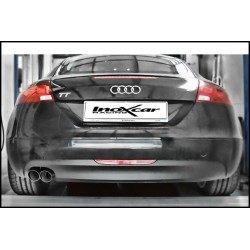 Décatalyseur inox Inoxcar Audi TT 8J 2.0L TFSI 200cv -AFTT.01