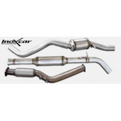 Ligne complète INOXCAR Clio 4 RS 1.6L Turbo 200ch (2013...) -LRE.13