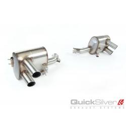 Echappement Sport Quicksilver Ferrari California 2009 - 2014