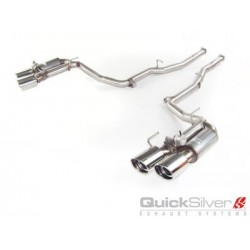 Echappement Sport à valves QuickSilver Maserati Ghibli S (2014...)