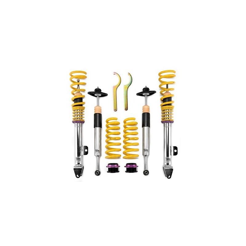 Alfa Brera Rouge >> Kit Amortisseurs/Combinés filetés KW V2 pour ALFA ROMEO Brera (939) - 15215015 - KC-Motors
