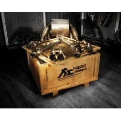 Echappement inox à valves Version Evolution FI Exhaust pour Nissan GT-R R35 (2008 - ...)