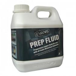 Evans Prep Fluid: Préparation Vidange Liquide de Refroidissement Bidon de 2L - EV-PREP-FLUID-2L