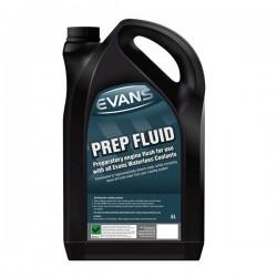 Evans Prep Fluid: Préparation Vidange Liquide de Refroidissement Bidon de 25L - EV-PREP-FLUID-25L