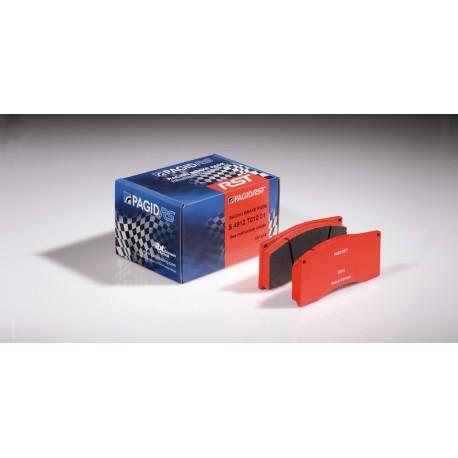 Plaquettes Pagid RST1-1270 Rouge - Bmw Série 3 Coupé (E92 ) - AR