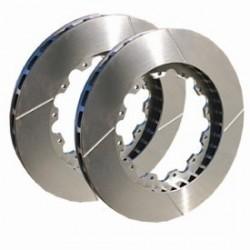 Option Disques AP Racing 330mm x 28mm pour Bols Alu de Renault Clio 3 RS et Mégane 2 RS AP-Racing-Discs-Option-330x28
