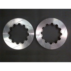 Disques / Pistes de remplacement 360mm x 32mm pour Mercedes CLK63 AMG Reyl-CLK63-AMG-360x32