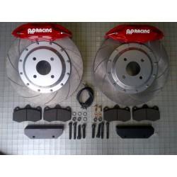 Kit Gros freins avec Etriers AP Racing / Bols Alu / Disques 330mm x 28mm / plaquetes pour Mini Cooper S Reyl-AP-Racing-Kit-Mini