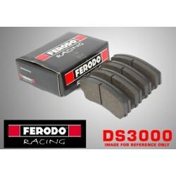 Plaquettes Arrière Ferodo Racing DS 3000 FCP93R Alfa Romeo 75 09.89-