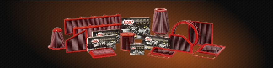 Filtration BMC KC Motors