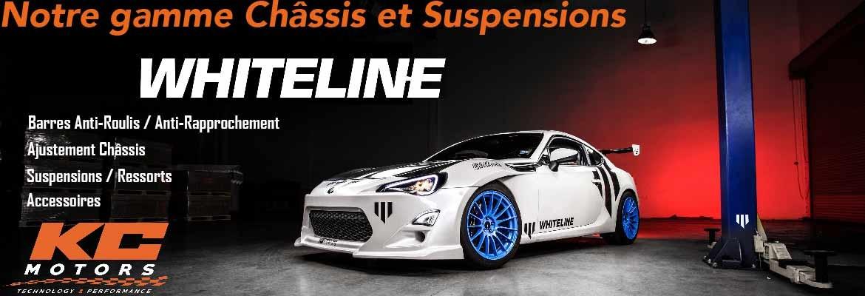 Châssis et Suspensions Whiteline